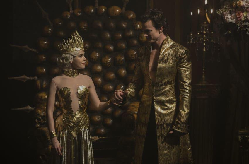 CHILLING ADVENTURES OF SABRINA part 2. Photo: Diyah Pera/Netflix