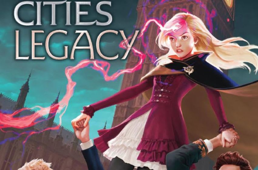 Keeper of the Lost Cities: Legacy, by Shannon Messenger