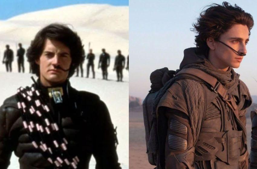 Image: Dune 1984/Universal, Dune 2020/Warner Bros.