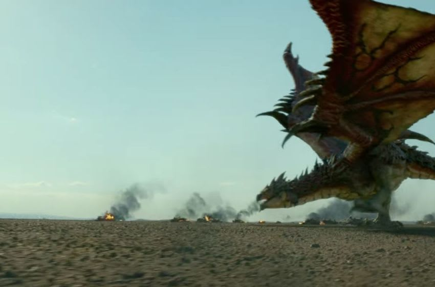 Image: Monster Hunter/Sony Pictures Releasing