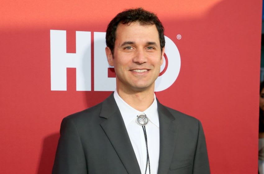 LOS ANGELES, CA - APRIL 16: Ramin Djawadi attends the premiere of HBO's
