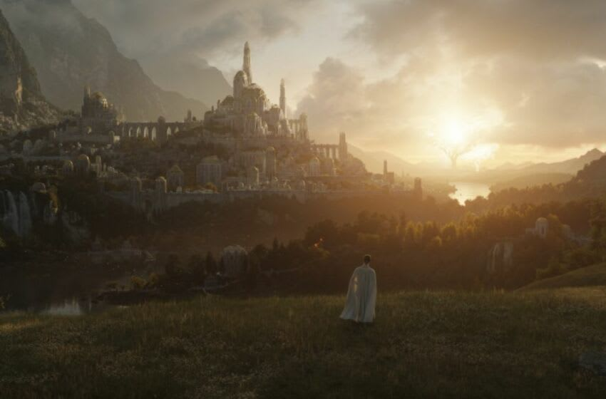 Image: The Lord of the Rings/Amazon Studios