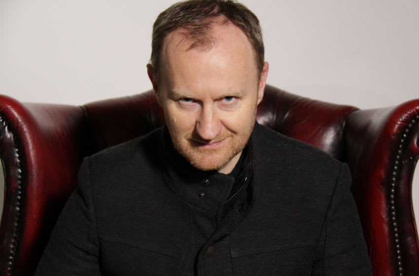 Mark Gatiss plays the Master once more in a brand new clip released for the villain's upcoming 50th-anniversary story! Image Courtesy Big Finish Productions.