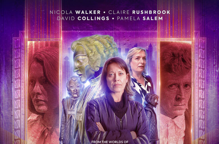 The second volume of Doctor Who spin-off series The Robots continues the strong and interesting themes presented in the first box set, while also pushing the overall story even further. Image Courtesy Big Finish Productions