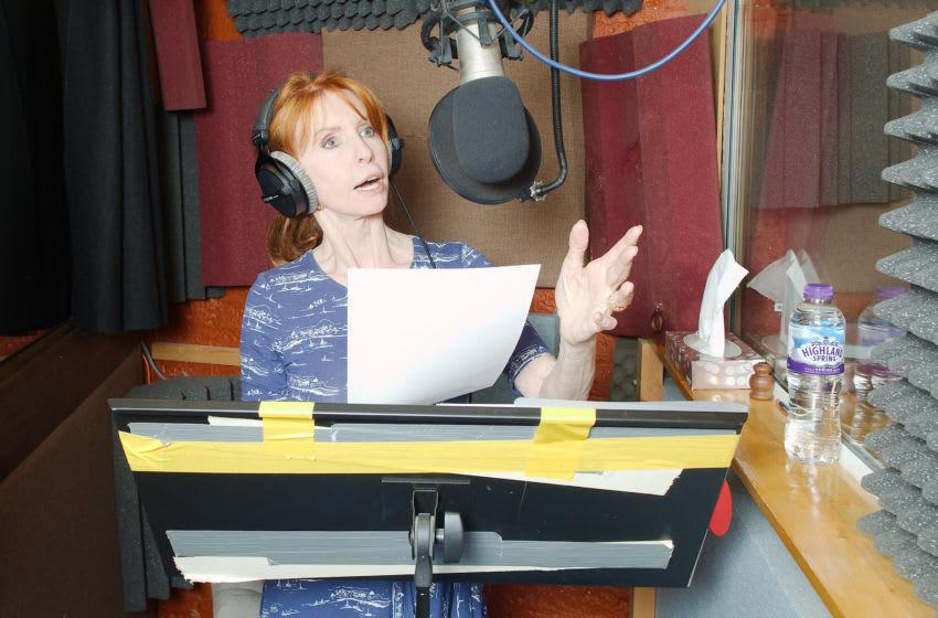 Jane Asher stars as the rather strained and dangerous Pilot Dena. Image Courtesy Tony Whitmore/Big Finish Production