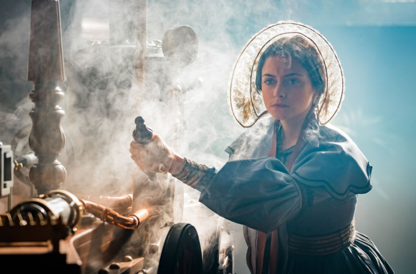 Sylvie Briggs played Ada Lovelace in Spyfall: Part 2. But another Doctor met Ada, much later in her life... Photo Credit: Ben Blackall/BBC Studios/BBC America