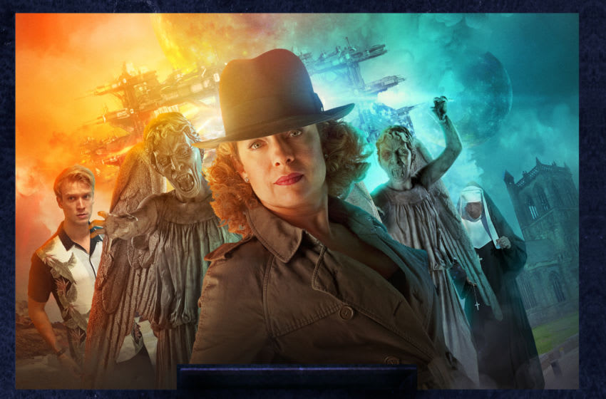River Song stands out as a hugely popular character in the Doctor Who universe. So why is her only spin-off series on audio instead of on television? Image Courtesy: Big Finish Productions. Image Courtesy Big Finish Productions