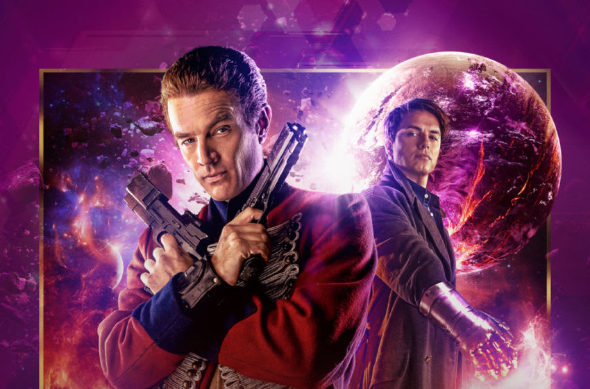 We look at The Sins of Captain John as a whole. Is it a strong box set from Big Finish? Image Courtesy Big Finish Productions