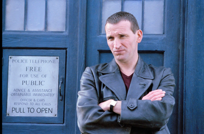 Christopher Eccleston recently said he'll return to Doctor Who on screen