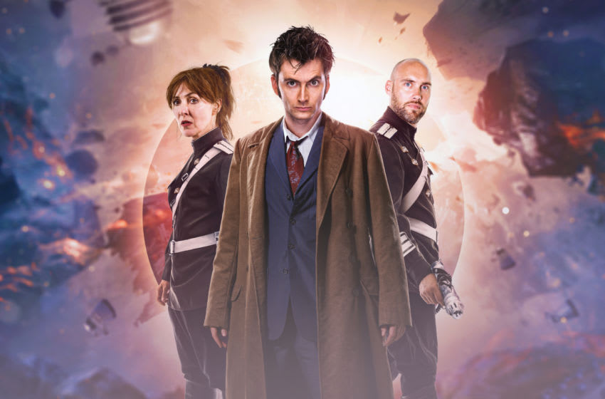 While seeing old Doctors paired with old companions is a great source for nostalgia, seeing them paired with someone new is much more exciting. Image courtesy Big Finish Productions