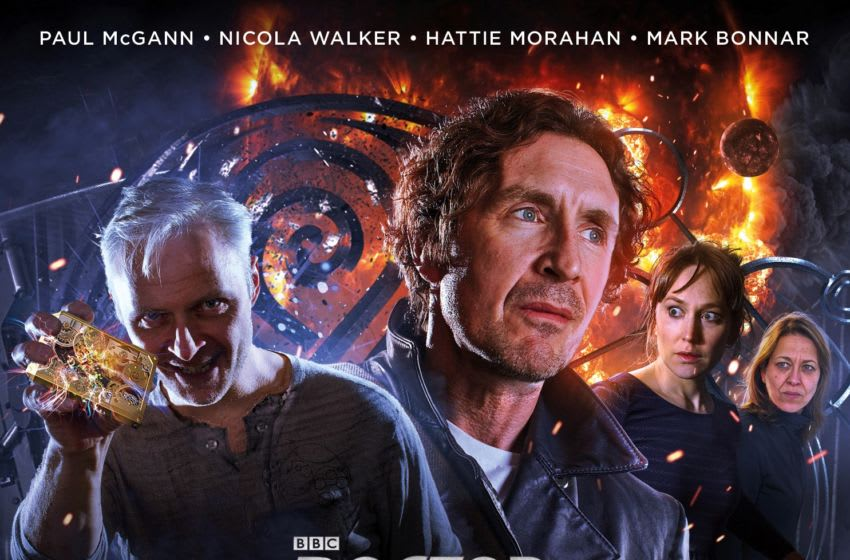 First meeting the Eighth Doctor and Liv in Doom Coalition 1, Helen Sinclair has grown to be a strong companion over the past few years. (Photo credit: Doctor Who/Big Finish Productions. Image obtained from: Big Finish Productions.)