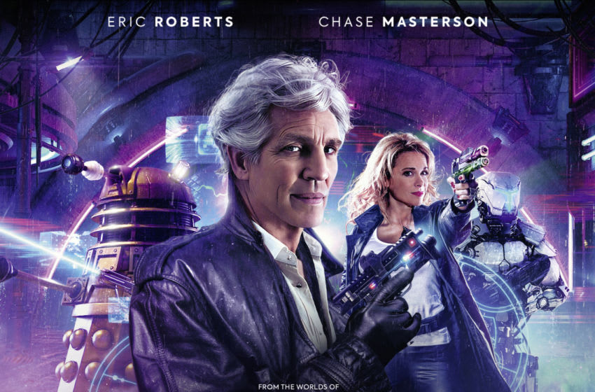 Eric Roberts stars in next year's audio series MASTER! But he won't be the only enemy of the Doctor's to feature... Image courtesy Big Finish Productions