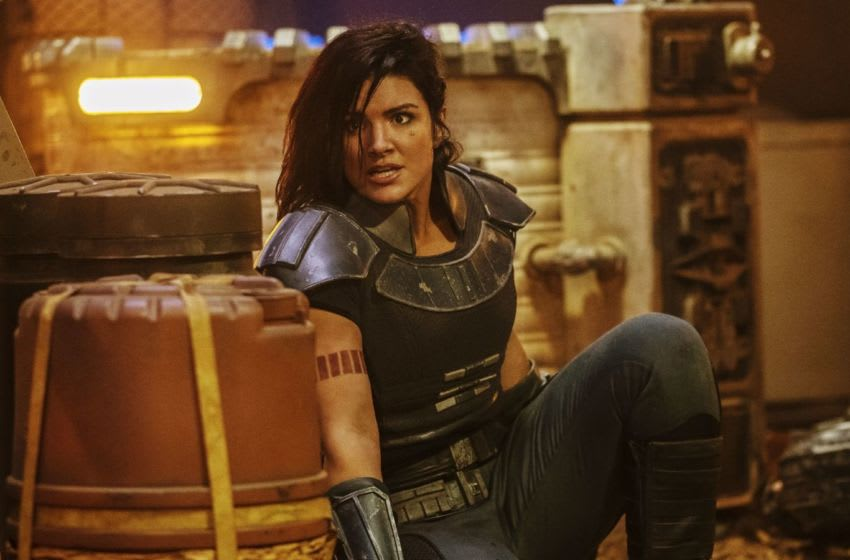 Chapter 4. Gina Carano is Cara Dune in THE MANDALORIAN exclusively on Disney+