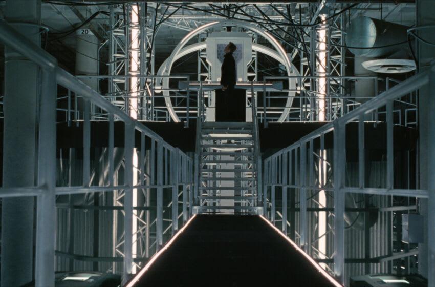 Aaron Paul in Westworld Season 3. Photograph Courtesy HBO