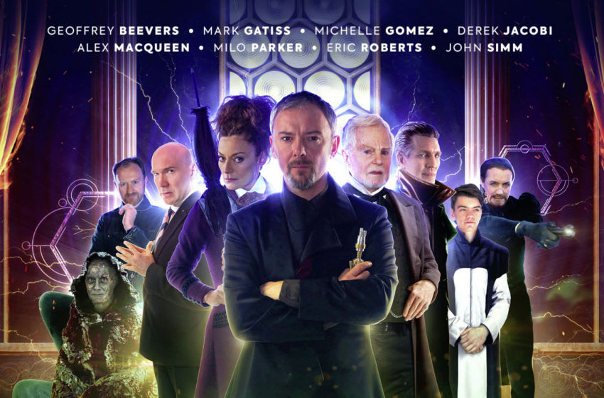 The epic finale to Series 3 introduced John Simm's incarnation of the Master - who most recently featured in the villain's 50th anniversary story Masterful. Image Courtesy Big Finish Productions