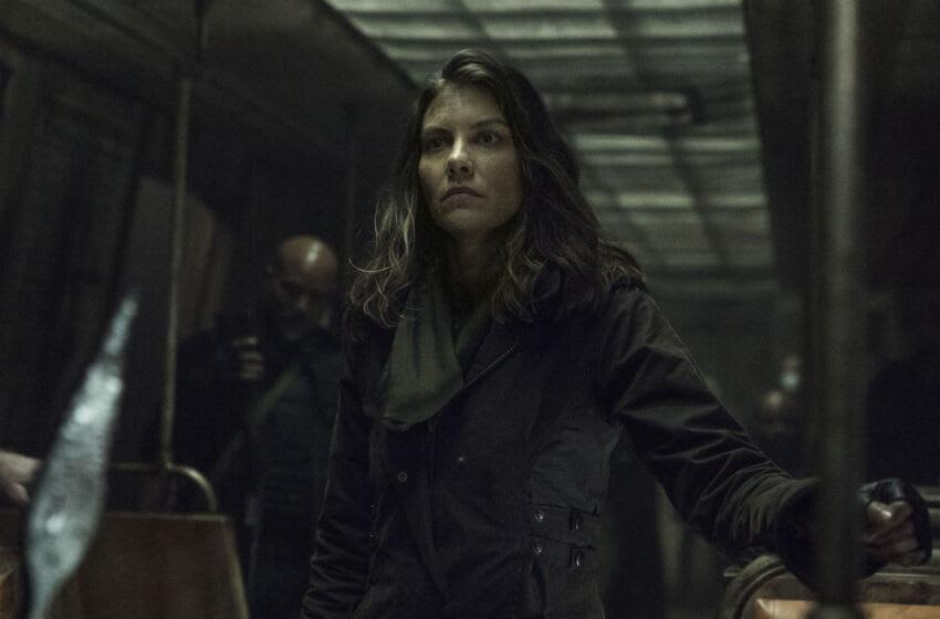 Lauren Cohan as Maggie - The Walking Dead _ Season 11 - Photo Credit: Josh Stringer/AMC