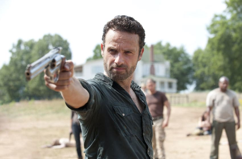 Rick Grimes (Andrew Lincoln) - The Walking Dead - Season 2, Episode 7 - Photo Credit: Gene Page/AMC