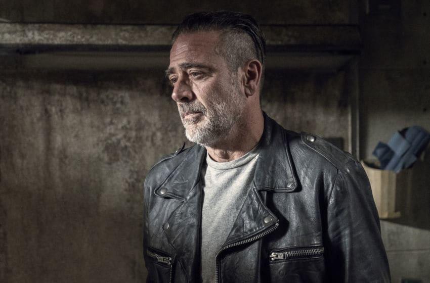 Jeffrey Dean Morgan as Negan - The Walking Dead _ Season 10, Episode 15 - Photo Credit: Jace Downs/AMC