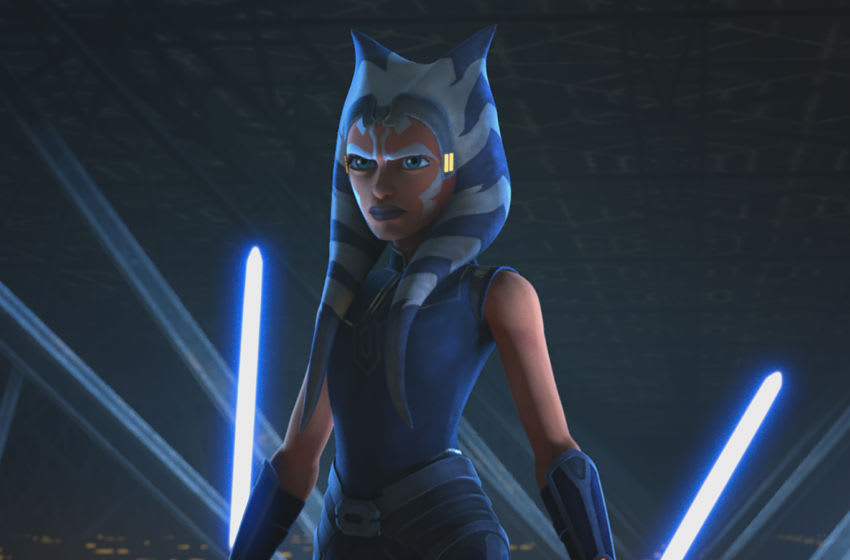 "Photo: Star Wars: The Clone Wars Episode 710 ""The Phantom Apprentice"" - Image Courtesy Disney+"