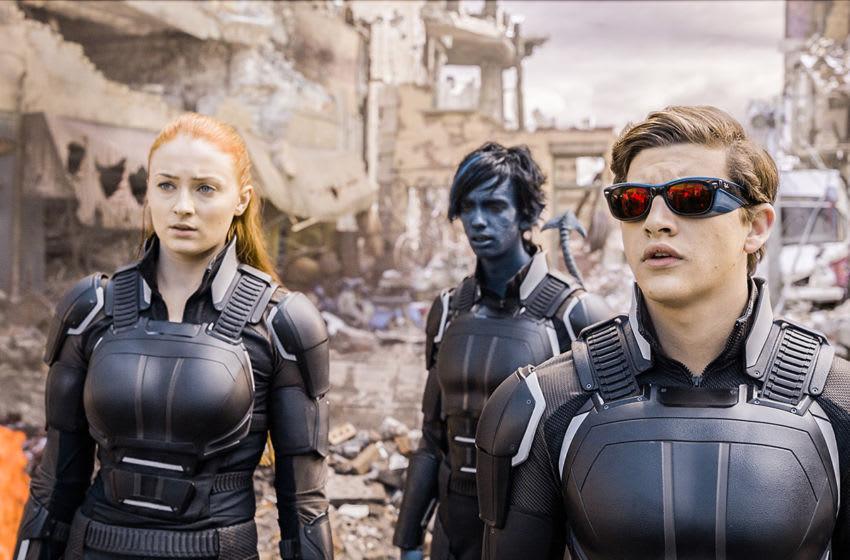 X-Men Apocalypse team. Image courtesy of 20th Century Fox.