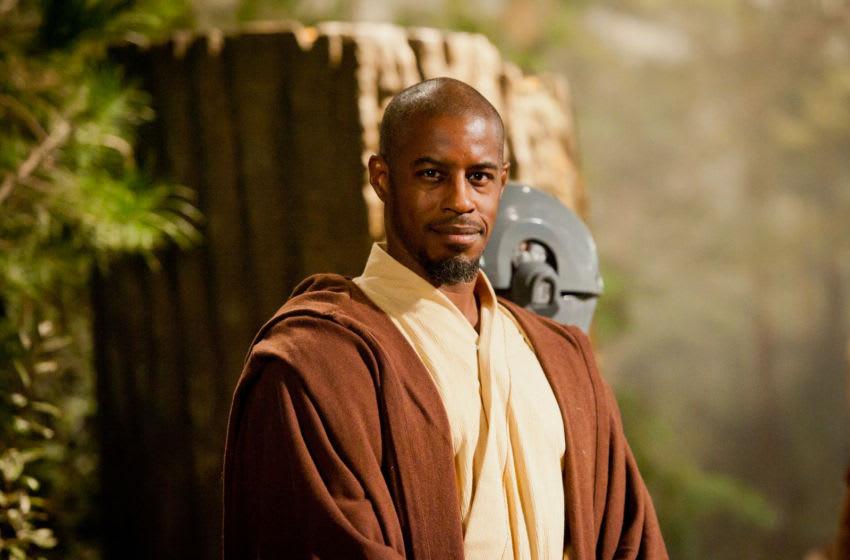 Ahmed Best as Jedi Master Kelleran Beq. Image Courtesy Lucasfilm