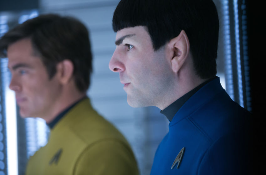 Nov. 1, STAR TREK BEYOND, 8:00-11:00 PM, ET/PT CBS announces the return of the CBS SUNDAY NIGHT MOVIES on Oct. 4, with six fan-favorite films from the Paramount Pictures library, including three