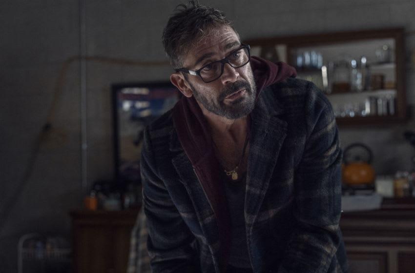 Jeffrey Dean Morgan as Negan-The Walking Dead_Season 10, Episode 22-Photo Credit: Josh Stringer/AMC