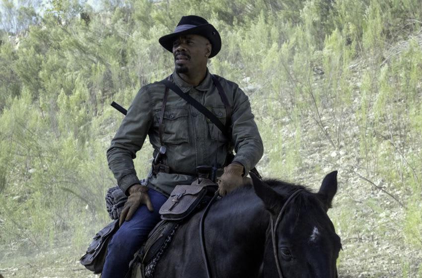 BTS, Colman Domingo as Victor Strand - Fear the Walking Dead _ Season 6, Episode 9 - Photo Credit: Ryan Green/AMC