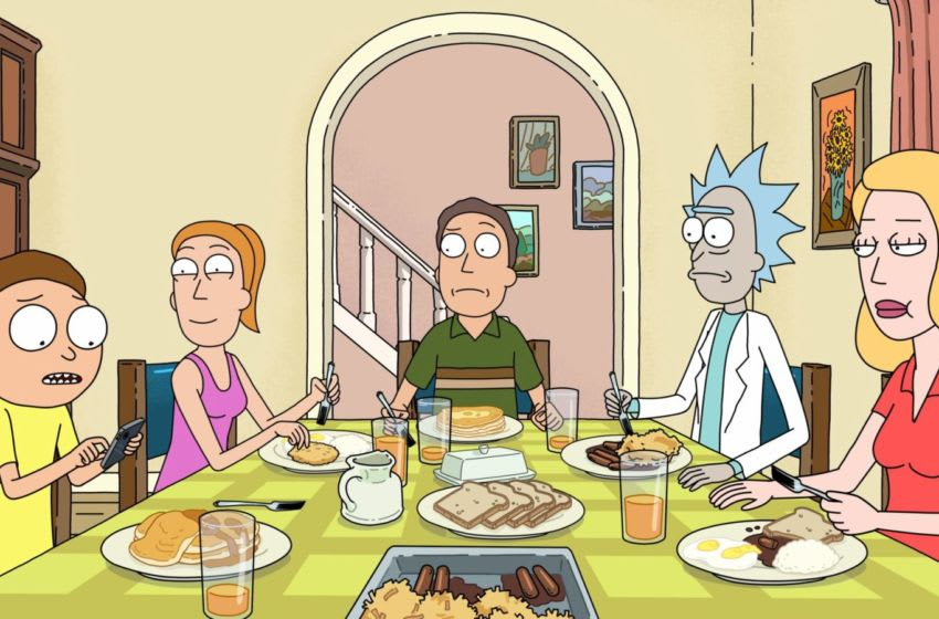 The Smith family returns in all new episodes of Rick and Morty start Sunday, November 10th at 11:30pm ET/PT on Adult Swim.