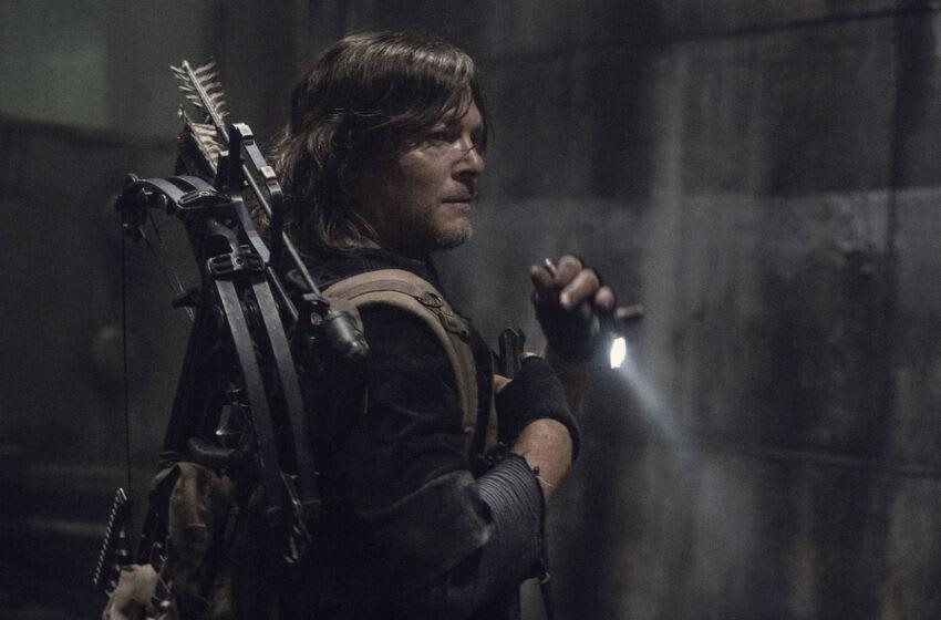 Norman Reedus as Daryl Dixon - The Walking Dead _ Season 11 - Photo Credit: Josh Stringer/AMC