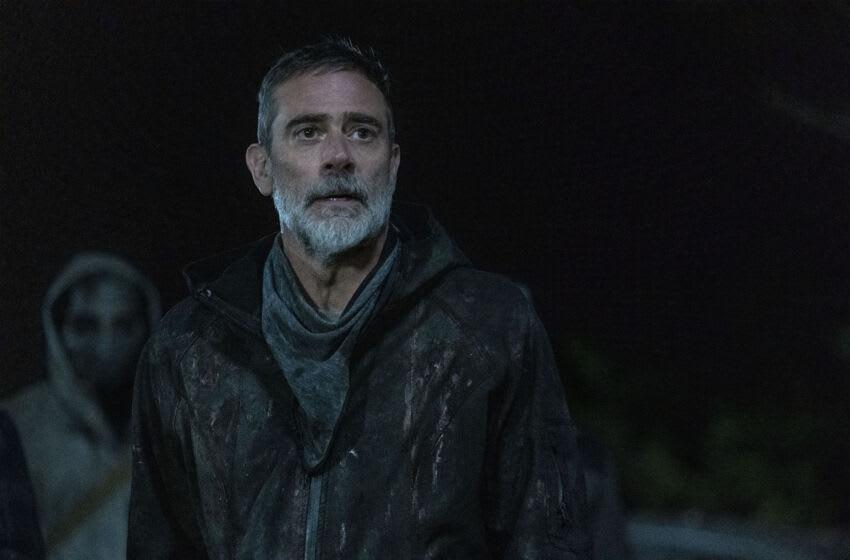 Jeffrey Dean Morgan as Negan - The Walking Dead _ Season 11 - Photo Credit: Josh Stringer/AMC