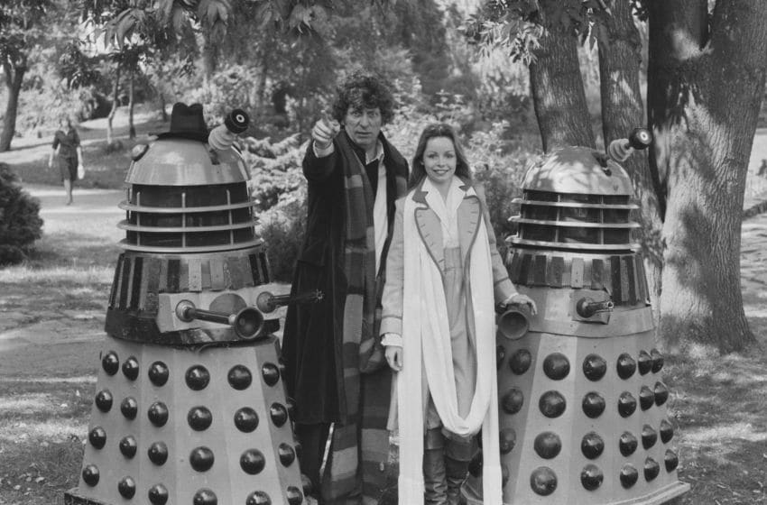 Featuring their first appearance in four years, the Daleks returned in Season 17 opener Destiny of the Daleks. Does it live up to the success of Genesis? (Photo by Davidson/Evening Standard/Hulton Archive/Getty Images)