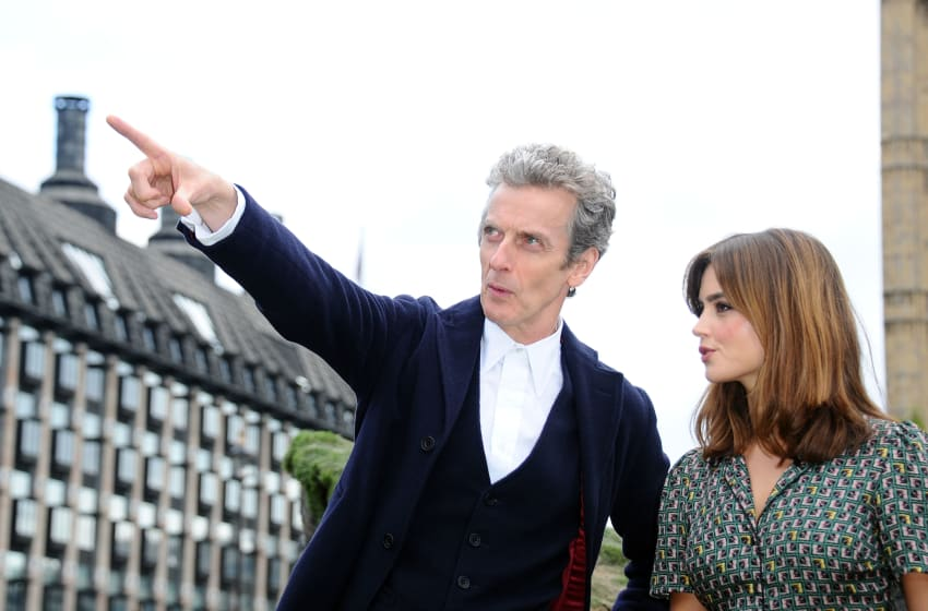 We look back at Peter Capaldi's first episode of Doctor Who, Deep Breath. Was it a strong start to his era? (Photo by Stuart C. Wilson/Getty Images)