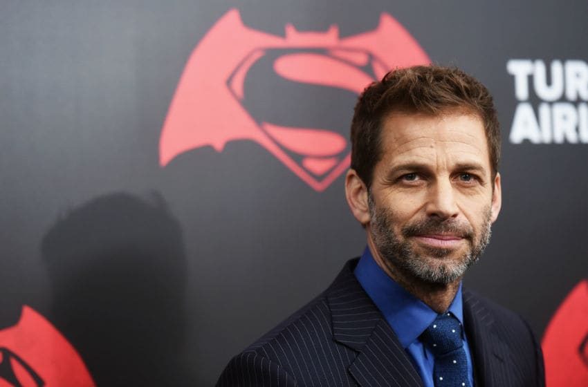 NEW YORK, NEW YORK - MARCH 20: Director Zack Snyder attends the