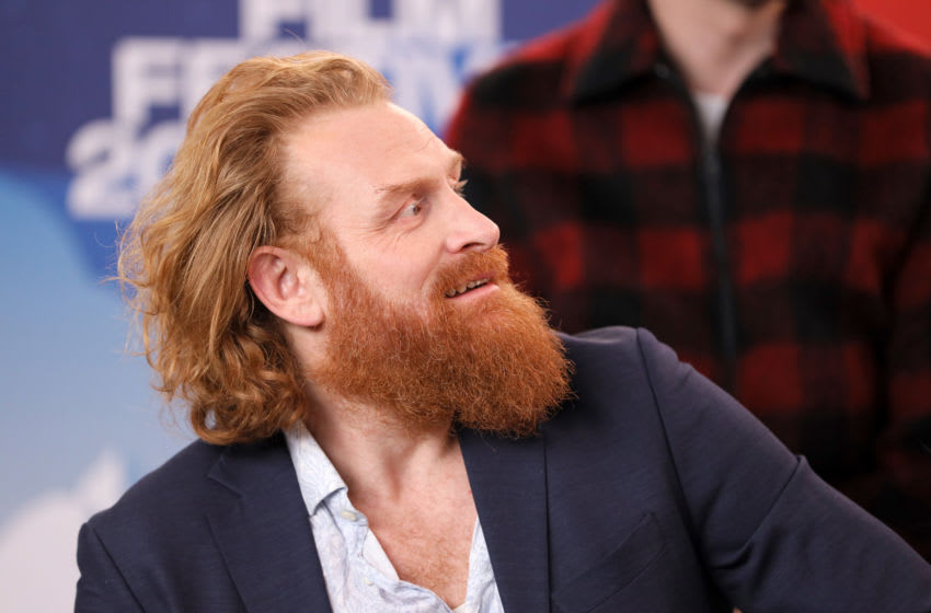 PARK CITY, UTAH - JANUARY 25: Kristofer Hivju of 'Downhill' attends the IMDb Studio at Acura Festival Village on location at the 2020 Sundance Film Festival – Day 2 on January 25, 2020 in Park City, Utah. (Photo by Rich Polk/Getty Images for IMDb)