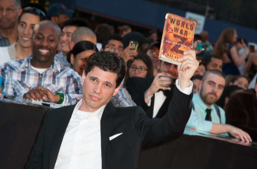 NEW YORK, NY - JUNE 17: Author Max Brooks attends