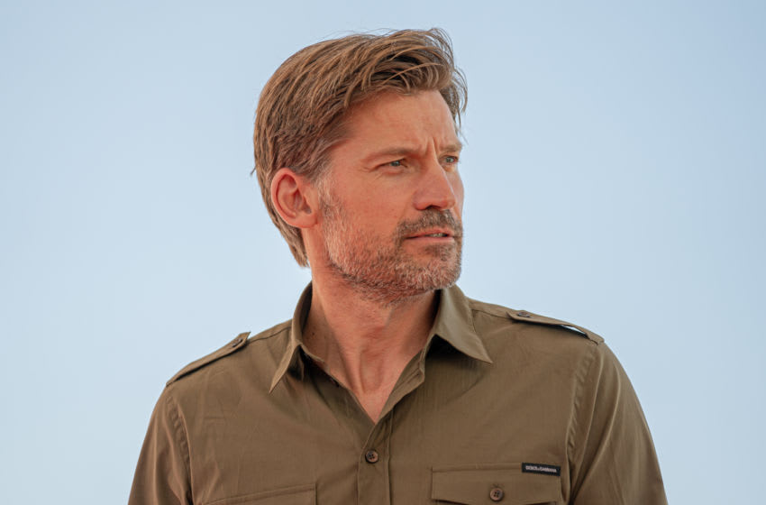 SITGES, SPAIN - OCTOBER 04: Danish actor Nikolaj Coster-Waldau poses during a photocall for his latest film Suicide Tourist during the Sitges Film Festival 2019 on October 04, 2019 in Sitges, Spain. (Photo by Robert Marquardt/Getty Images)