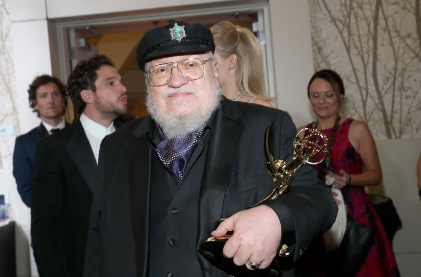 LOS ANGELES, CALIFORNIA - SEPTEMBER 22: Outstanding Drama Series Winner George R. R. Martin attends IMDb LIVE After the Emmys Presented by CBS All Access on September 22, 2019 in Los Angeles, California. (Photo by Rich Polk/Getty Images for IMDb)