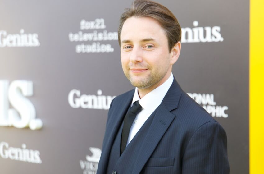 LOS ANGELES, CA - APRIL 24: Actor Vincent Kartheiser attends the Premiere Of National Geographic's
