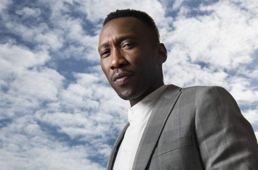 Dec 17, 2018; Los Angeles, CA, USA; Portrait of Mahershala Ali who stars in the latest edition of HBO's