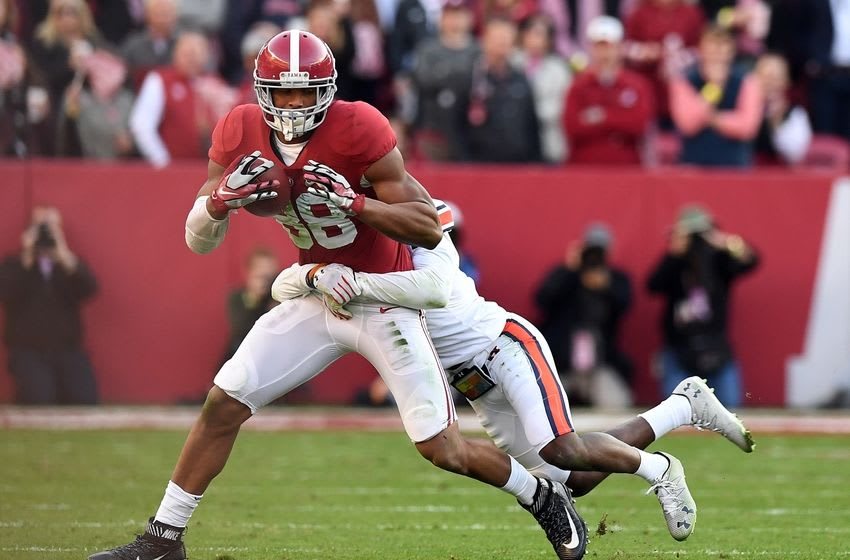 Alabama's O.J. Howard 2017 NFL Draft Scouting Report