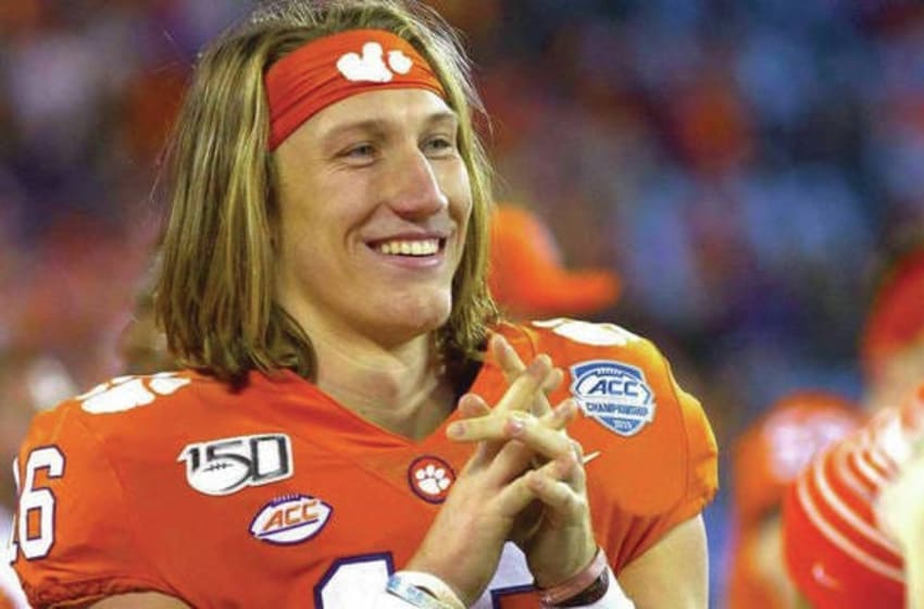 The Daily Herald Clemson quarterback Trevor Lawrence leads the Tige