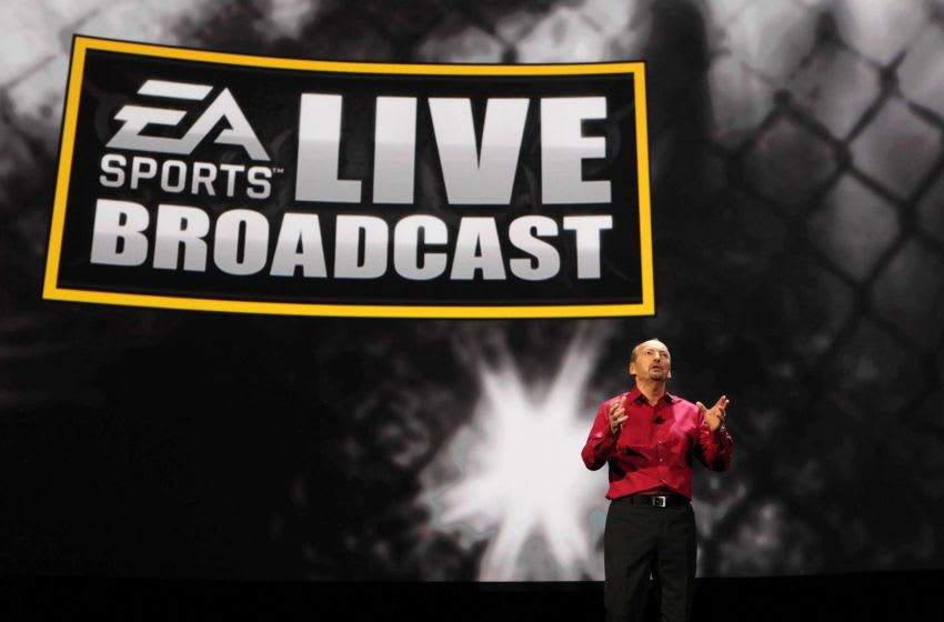 As schools capitalized on TV money and other ventures, the money pot grew. One source was video games. The popular EA college football titles brought in roughly $80 million revenue on two million unit sales, EA Sports executive Joel Linzner testified in court. Ca Ea E3 2010 Press Conference