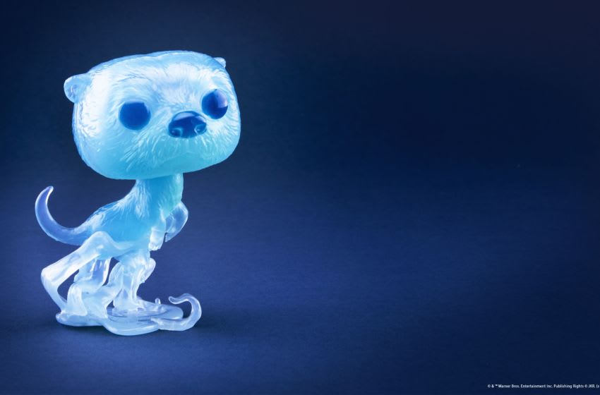 Photo: Hermione's Patronus Funko Pop!.. Image Courtesy Wizarding World Digital