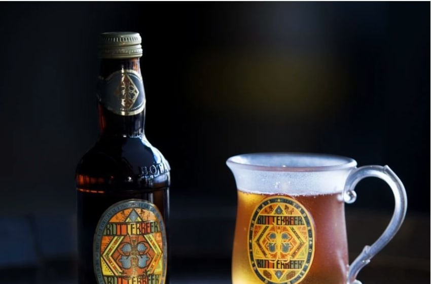 The 'Harry Potter' Warner Bros. Studio Tour London has released bottled Butterbeer in the UK.