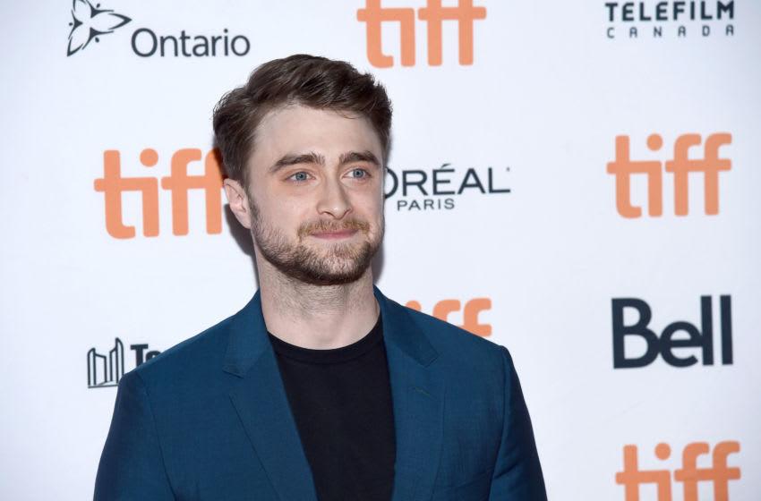 TORONTO, ONTARIO - SEPTEMBER 09: Daniel Radcliffe attends the