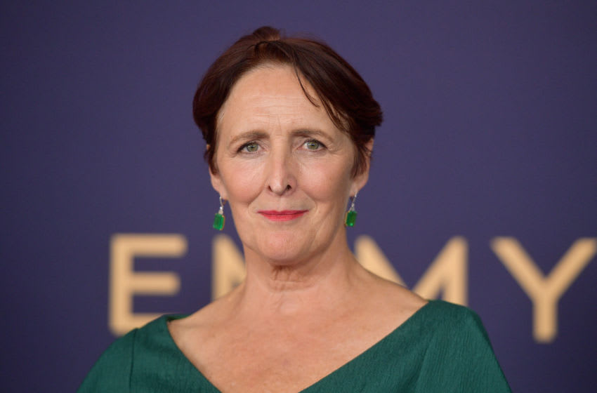 LOS ANGELES, CALIFORNIA - SEPTEMBER 22: Fiona Shaw attends the 71st Emmy Awards at Microsoft Theater on September 22, 2019 in Los Angeles, California. (Photo by Matt Winkelmeyer/Getty Images)