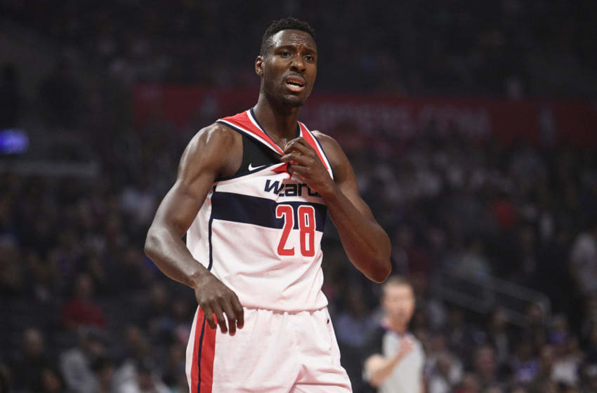 Washington Wizards Ian Mahinmi (Photo by Brian Rothmuller/Icon Sportswire via Getty Images)