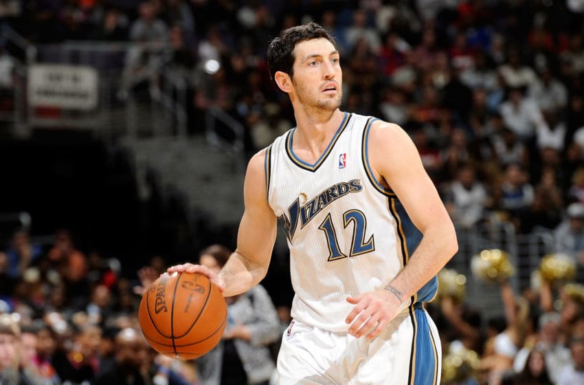 Washington Wizards Kirk Hinrich (Photo by Greg Fiume/Getty Images)