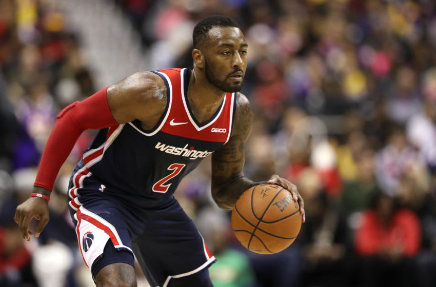 Washington Wizards John Wall (Photo by Patrick Smith/Getty Images)